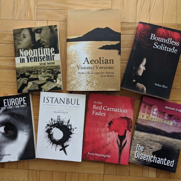 Turkish books